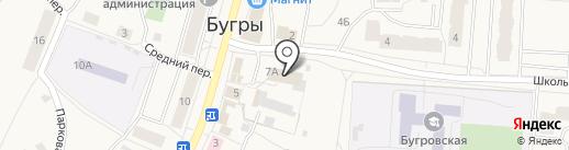 Технология комфорта на карте Бугров