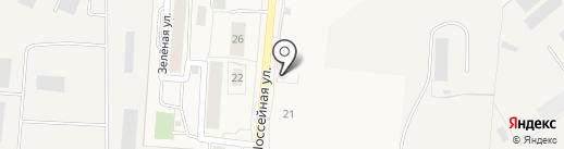 Продовольственный магазин на карте Бугров