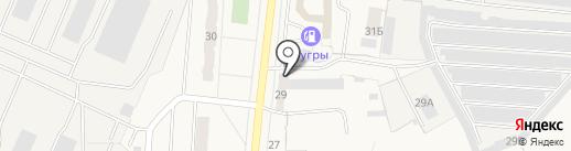 Мастерская по ремонту электро и бензоинструмента на карте Бугров