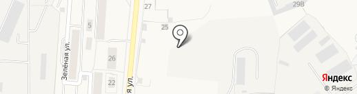 СтройСклад на карте Бугров