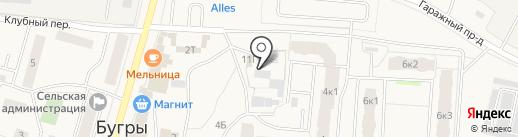 АвтоРумСпб на карте Бугров