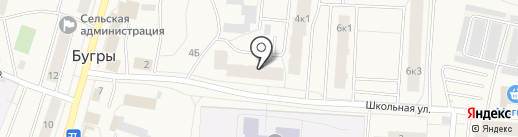 АМТ-Эксперт на карте Бугров
