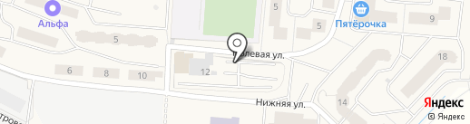 Автостоянка на карте Бугров