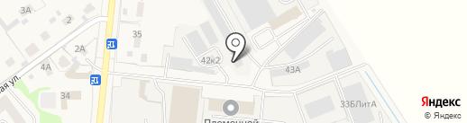 ТРАНС-КАРГО на карте Бугров