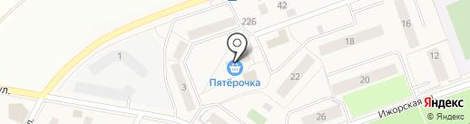 Апрель на карте Коммунара