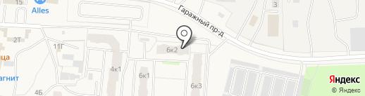 Комитет по взаимодействию застройщиков и собственников жилья на карте Бугров