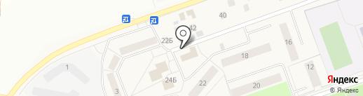 Red-стиль на карте Коммунара