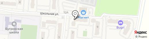 GroomZoom на карте Бугров