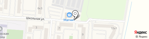 КЛЮЧ ЗДОРОВЬЯ на карте Бугров