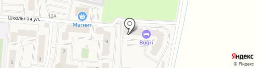 Естный на карте Бугров