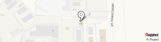 РусМоторс на карте Бугров