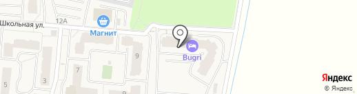 Qiwi на карте Бугров