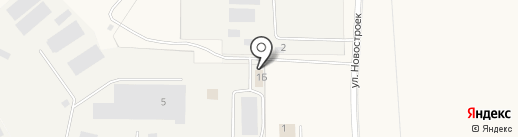 Комплексервис на карте Бугров