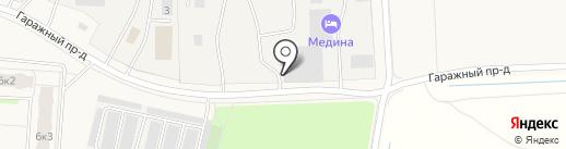 AvtoLuX на карте Бугров