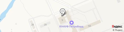 Энергобумпром на карте Коммунара