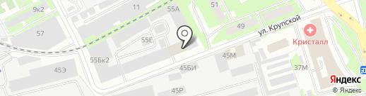 Премиум на карте Санкт-Петербурга