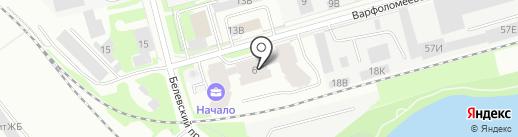 МАКГАЙ на карте Санкт-Петербурга