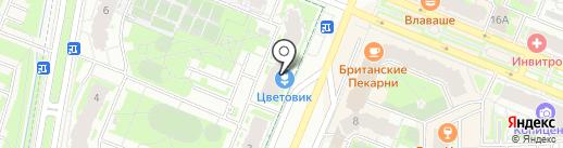 JL-service на карте Мурино