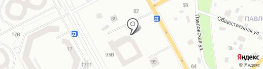 Санкт-Петербургский дом-пансионат ветеранов науки РАН на карте Санкт-Петербурга