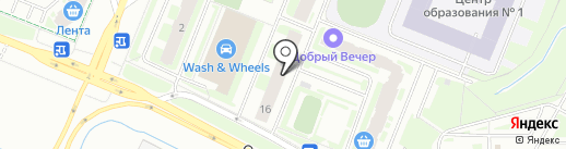 BikeProExpert на карте Мурино