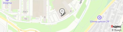 Qiwi на карте Мурино