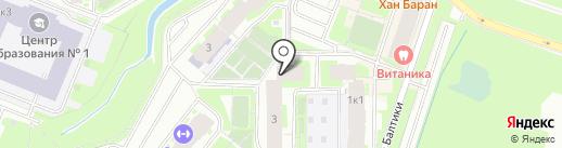 Коммунал Сервис-СПб на карте Мурино