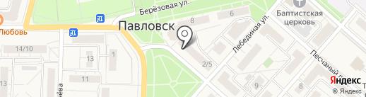 Поиск на карте Санкт-Петербурга