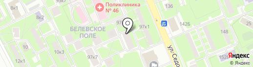 Смио пресс на карте Санкт-Петербурга