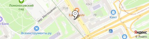 Народная аптека на карте Санкт-Петербурга