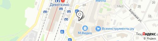 InMobile на карте Мурино