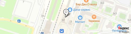 ГарденПласт на карте Мурино