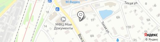 Невский Альянс на карте Мурино