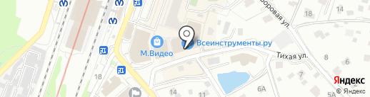 Крепость 24 на карте Мурино