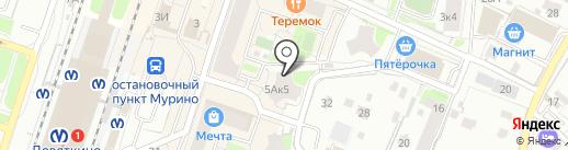 Обустройкин.рф на карте Мурино