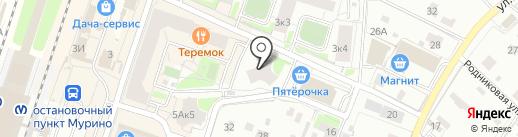 BonClinique на карте Мурино