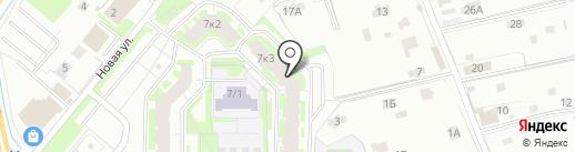 Комитет по взаимодействию застройщиков и собственников жилья на карте Мурино