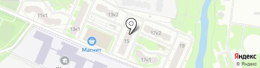 Единый центр новостроек Тренд на карте Мурино