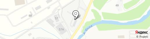 Невская Кузнечная Мастерская на карте Мурино