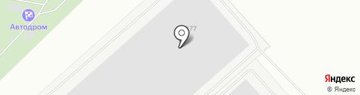 Макаръ и Ко на карте Санкт-Петербурга