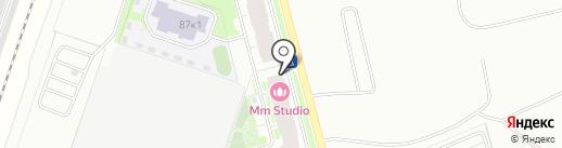 Good fiesta на карте Мурино