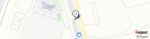 Sиstema на карте Мурино