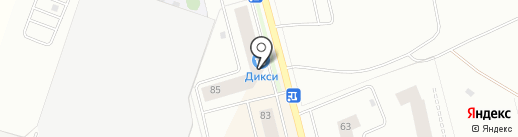 Продуктовый магазин на карте Мурино