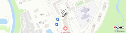Platilkin на карте Мурино