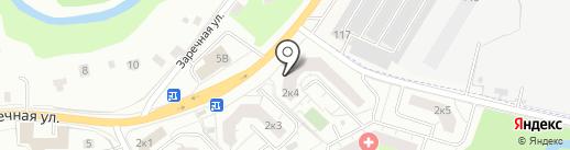 Бочка на карте Мурино