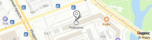 ТехПромЛогистик на карте Санкт-Петербурга
