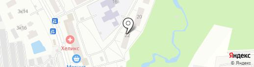Мастер.СПб на карте Мурино