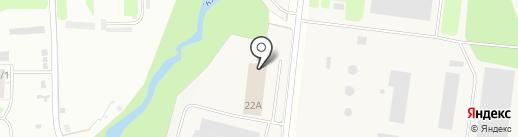 ПрофРемСтрой на карте Мурино