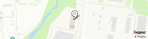 ГУТ СПб на карте Мурино