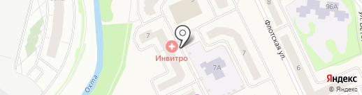 Лапки Царапки на карте Нового Девяткино
