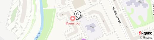 ПивГрад на карте Нового Девяткино